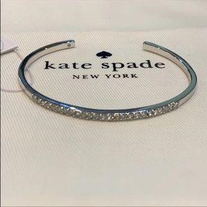 Kate Spade! Pave Cuff Bracelet